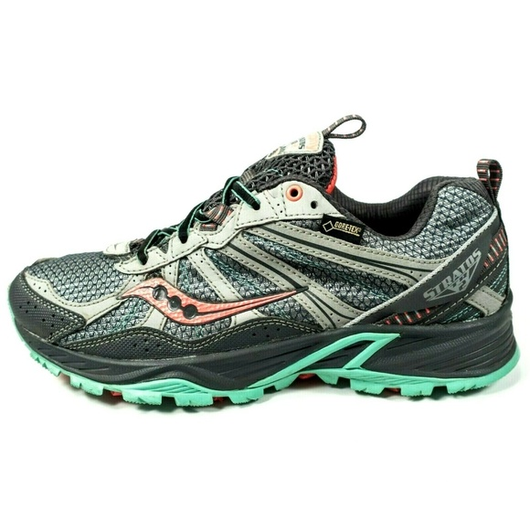 Saucony Trail Running Women's 7 Women's US Shoe Size for